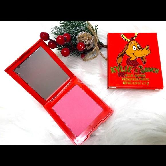 Kylie Cosmetics x Grinch Max The Reindeer Blush